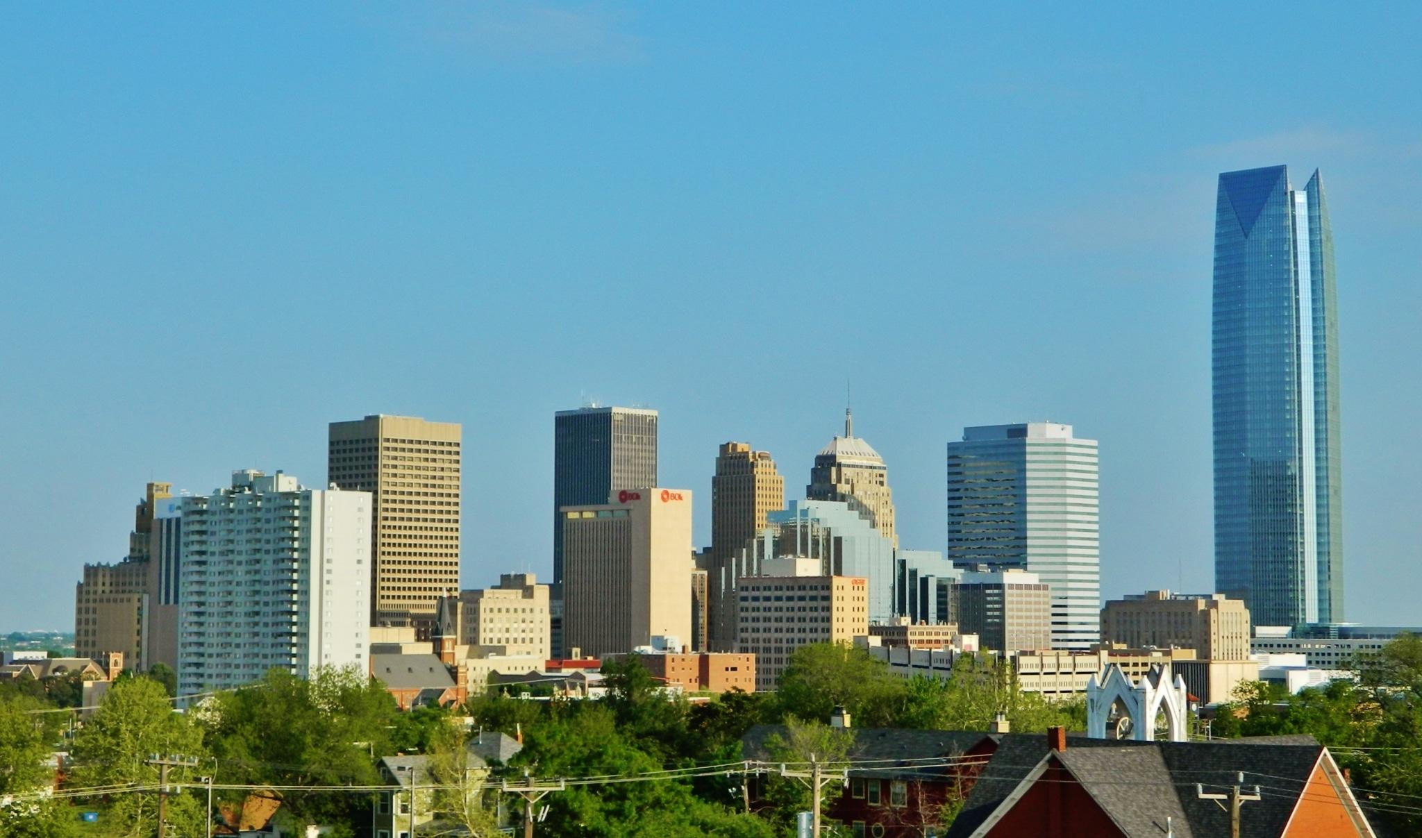 Downtown Oklahoma